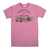 PRIMITIVE SKATEBOARD-mens-t-shirt-Pink