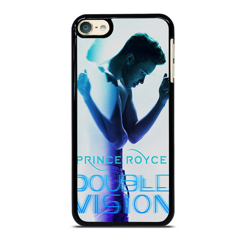 PRINCE ROYCE DOUBLE VISION iPod Touch 4 5 6 Generation 4th 5th 6th Case - Best Custom iPod Cover Design