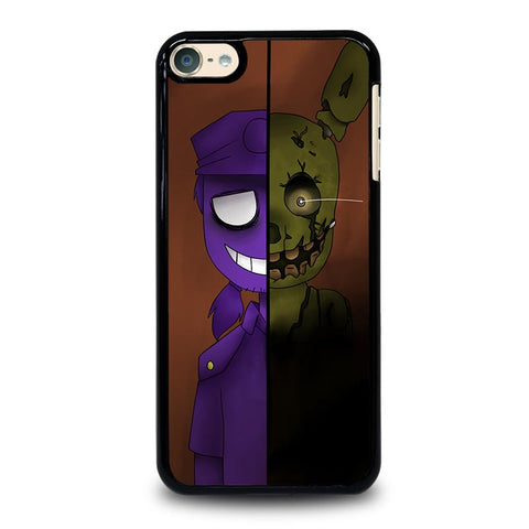 PURPLE GUY VINCENT FIVE NIGHTS AT FREDDYS iPod Touch 4 5 6 Generation 4th 5th 6th Case - Best Custom iPod Cover Design