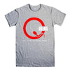 QUEENS OTSA-mens-t-shirt-Gray