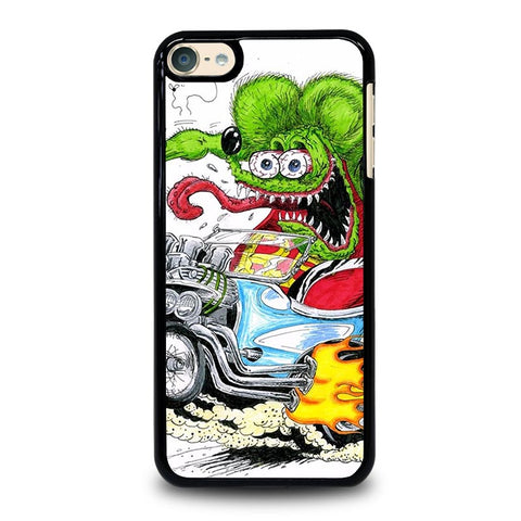 RAT FINK HOT ROD iPod Touch 4 5 6 Generation 4th 5th 6th Case - Best Custom iPod Cover Design