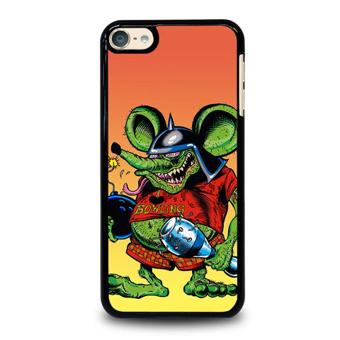 RAT FINK HOT iPod Touch 4 5 6 Generation 4th 5th 6th Case - Best Custom iPod Cover Design