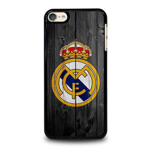 REAL MADRID FOOTBALL SOCCER TEAMS iPod Touch 4 5 6 Generation 4th 5th 6th Case - Best Custom iPod Cover Design