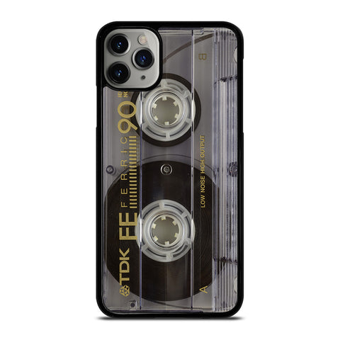 RETRO CASSETTE TAPE-iphone-11-pro-max-case
