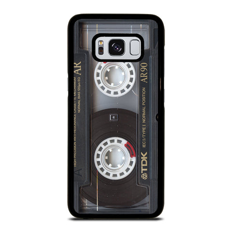RETRO CASSETTE TAPE 3 Samsung Galaxy S8 Case