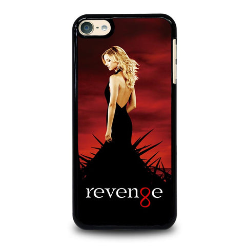 REVENGE EMILY VANCAMP iPod Touch 4 5 6 Generation 4th 5th 6th Case - Best Custom iPod Cover Design