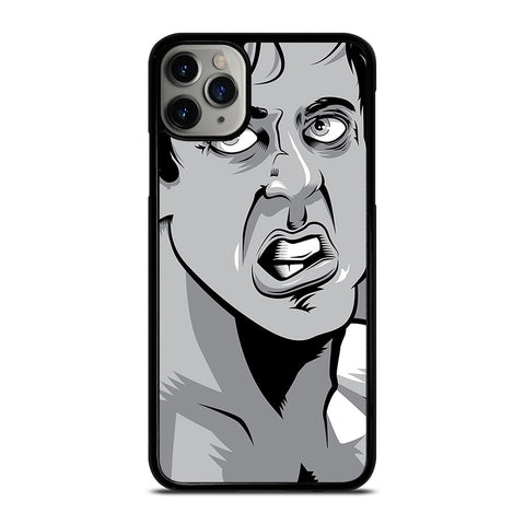 ROCKY BALBOA ANIME iPhone 6/6S 7 8 Plus X/XS XR 11 Pro Max Case - Best Custom Phone Cover Design