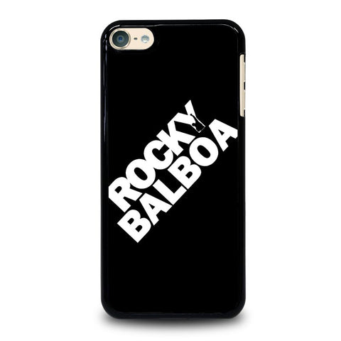ROCKY BALBOA LOGO iPod Touch 4 5 6 Generation 4th 5th 6th Case - Best Custom iPod Cover Design