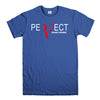 ROGER FEDERER-mens-t-shirt-Blue