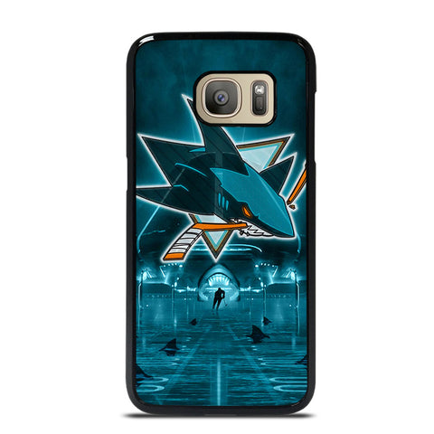 SAN JOSE SHARKS Samsung Galaxy S7 Case