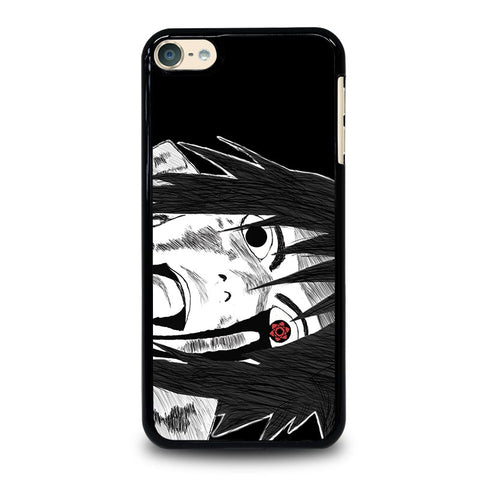 SASUKE UCIHA NARUTO iPod Touch 4 5 6 Generation 4th 5th 6th Case - Best Custom iPod Cover Design