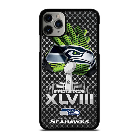 SEATTLE SEAHAWKS SUPER BOWL 48-iphone-11-pro-max-case