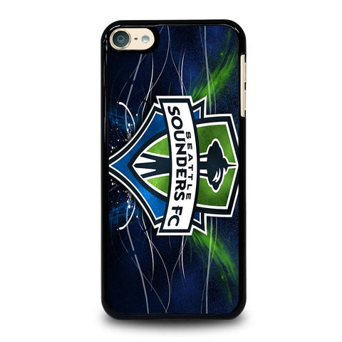 SEATTLE SOUNDERS FC ICON iPod Touch 4 5 6 Generation 4th 5th 6th Case - Best Custom iPod Cover Design
