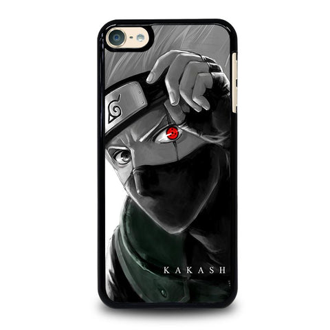 SHARINGAN EYE KAKASHI iPod Touch 4 5 6 Generation 4th 5th 6th Case - Best Custom iPod Cover Design
