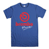 SIDIQ-BREMBO 2-mens-t-shirt-Blue