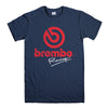 SIDIQ-BREMBO 2-mens-t-shirt-Navy