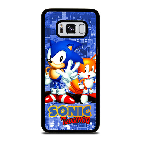 SONIC THE HEDGEHOG AND TAILS Samsung Galaxy S8 Case