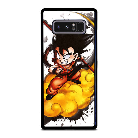 SON GOKU CHILD WITH THE CLOUD Samsung Galaxy Note 8 Case