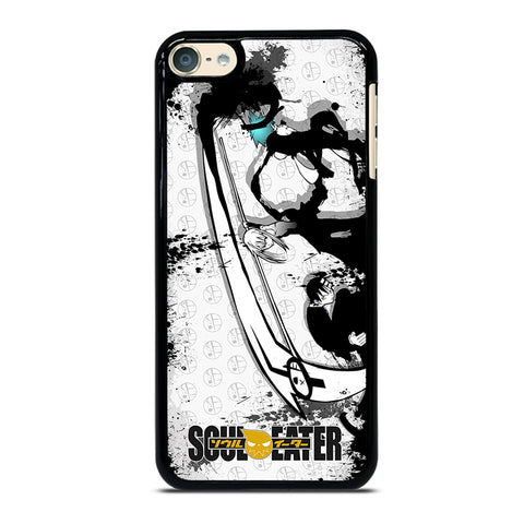 SOUL EATER MAKA ALBARN iPod Touch 4 5 6 Generation 4th 5th 6th Case - Best Custom iPod Cover Design