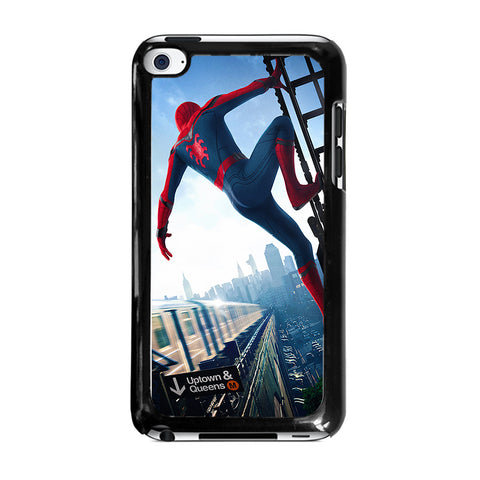 SPIDERMAN HOMECOMING-ipod-touch-4-case