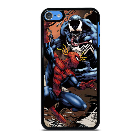 SPIDERMAN VENOM MARVEL 2 iPod Touch 7 - Custom iPod 7th Gen Cover personalized Design