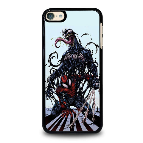 SPIDERMAN VENOM MARVEL VILLAIN iPod Touch 4 5 6 Generation 4th 5th 6th Case - Best Custom iPod Cover Design