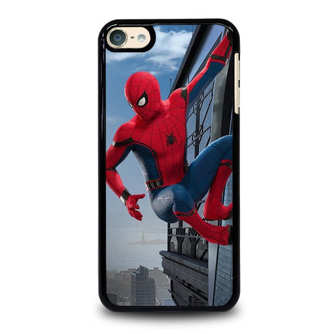 SPIDERMAN HOMECOMING MARVEL iPod Touch 4 5 6 Generation 4th 5th 6th Case - Best Custom iPod Cover Design