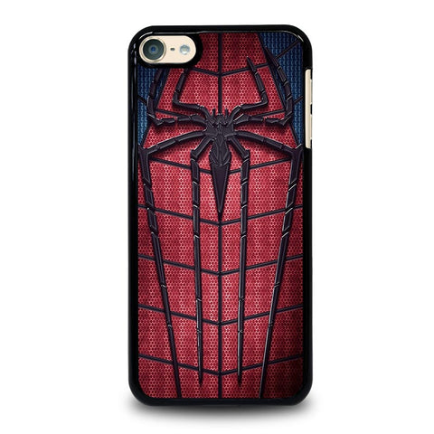 SPIDERMAN ICON MARVEL SUPERHERO iPod Touch 4 5 6 Generation 4th 5th 6th Case - Best Custom iPod Cover Design