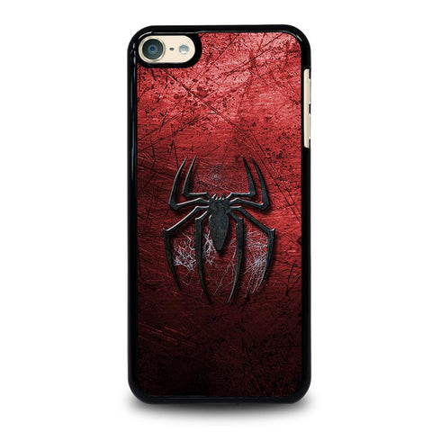 SPIDERMAN LOGO EMBLEM iPod Touch 4 5 6 Generation 4th 5th 6th Case - Best Custom iPod Cover Design