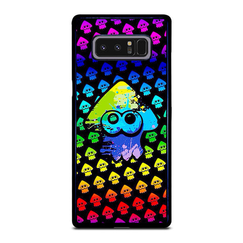 SPLATOON MULTICOLOR Samsung Galaxy Note 8 Case