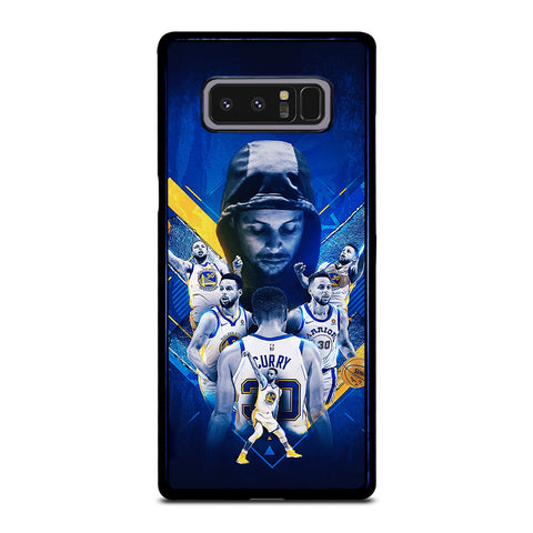 STEPHEN CURRY IS A WARRIORS Samsung Galaxy Note 8 Case