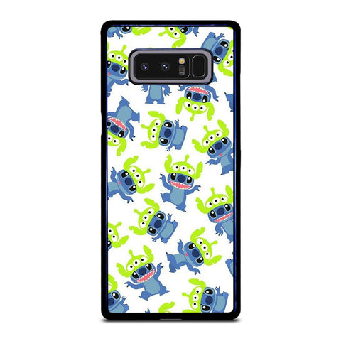 STITCH ALIEN COLLAGE Samsung Galaxy Note 8 Case