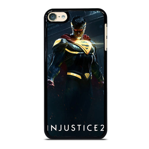 SUPERMAN INJUSTICE 2 iPod Touch 4 5 6 Generation 4th 5th 6th Case - Best Custom iPod Cover Design