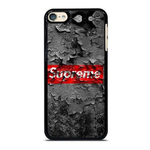 SUPREME CRACKED LOGO iPod Touch 6 Case