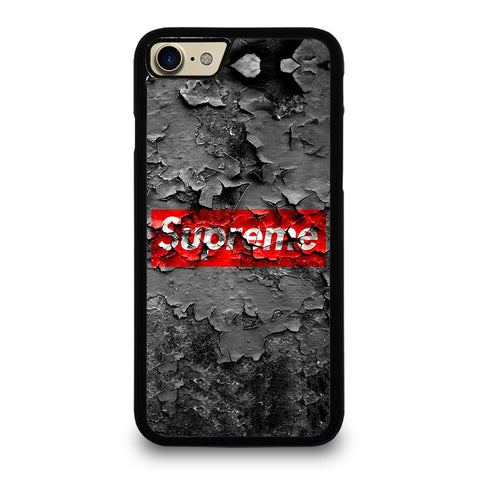 SUPREME CRACKED LOGO Phone 7 Case
