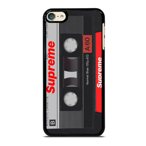SUPREME LOGO TAPE CLASSIC iPod Touch 6 Case