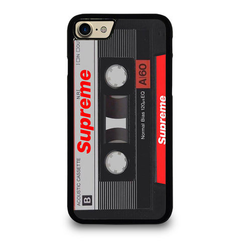 SUPREME LOGO TAPE CLASSIC Phone 7 Case