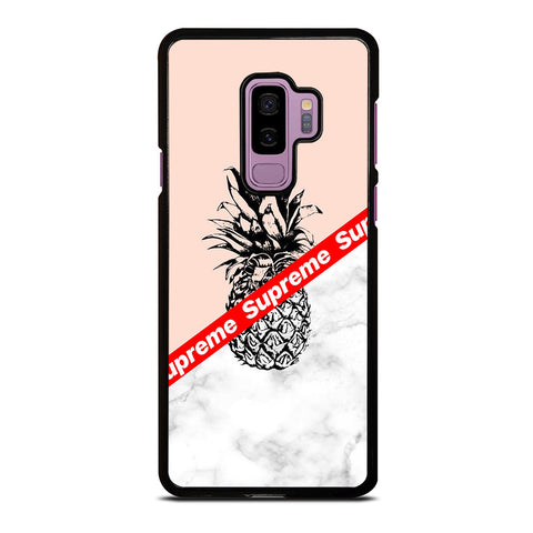 SUPREME PINEAPPLE amsung Galaxy S9 Plus Case