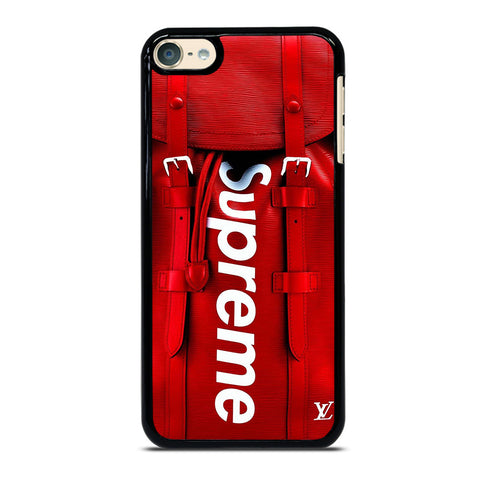 SUPREME RED BAG iPod Touch 6 Case