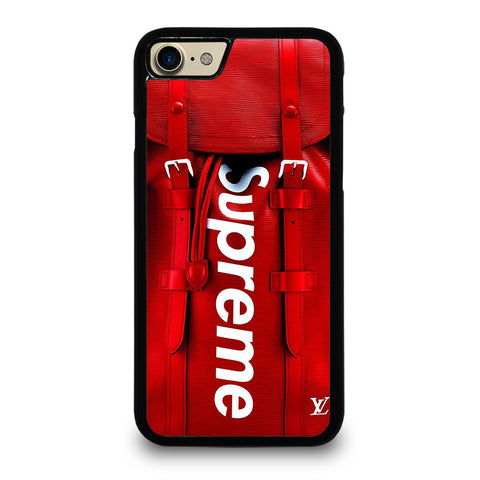 SUPREME RED BAG Phone 7 Case
