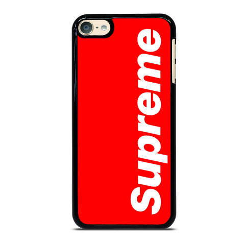 SUPREME RED LOGO iPod Touch 6 Case