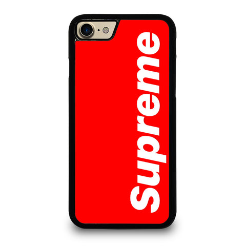 SUPREME RED LOGO Phone 7 Case