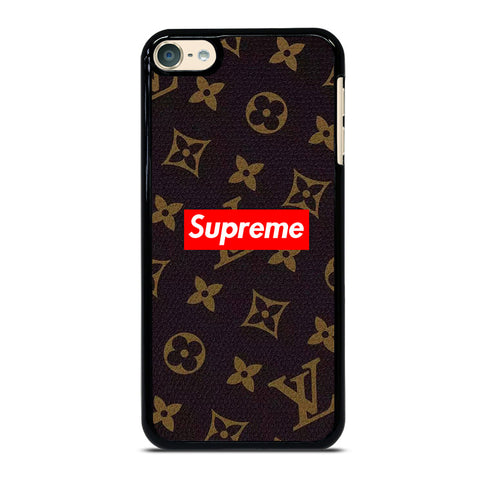 SUPREME BROWN iPod Touch 4 5 6 Generation 4th 5th 6th Case - Best Custom iPod Cover Design