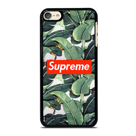 SUPREME TROPICAL BANANA iPod Touch 4 5 6 Generation 4th 5th 6th Case - Best Custom iPod Cover Design