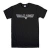 TAYLOR GANG-mens-t-shirt-Black