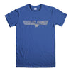 TAYLOR GANG-mens-t-shirt-Blue