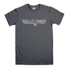 TAYLOR GANG-mens-t-shirt-Charcoal