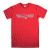TAYLOR GANG-mens-t-shirt-Red