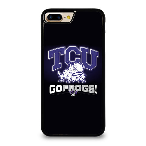TCU HORNED FROGS COLLEGE iPhone 7 Plus Case