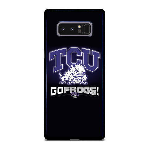 TCU HORNED FROGS COLLEGE Samsung Galaxy Note 8 Case